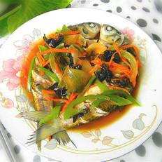 清蒸华子鱼