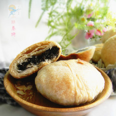 #黑龙江小吃#玫瑰酥饼