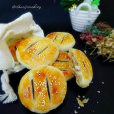 玫瑰香老婆饼