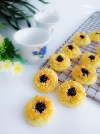美人椰香饼干 #下午茶#的做法