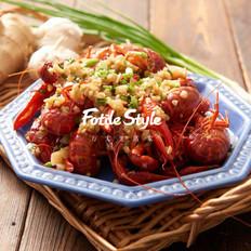 蒜蓉小龙虾