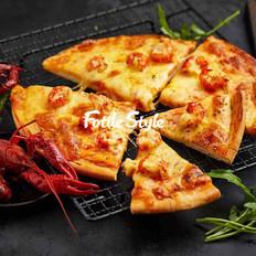 小龙虾披萨