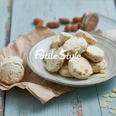 白杏仁饼干的做法[图]