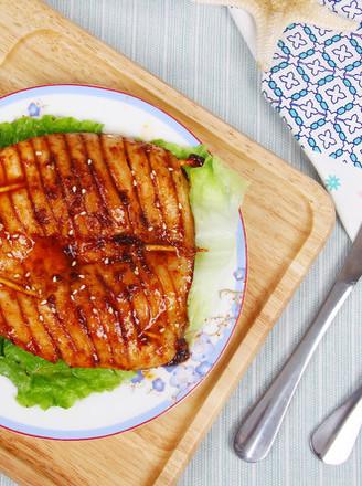 韩式烤鱿鱼的做法