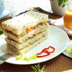 什锦三明治