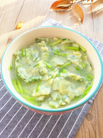 韭菜揪面片的做法