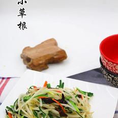 杂蔬小炒菜