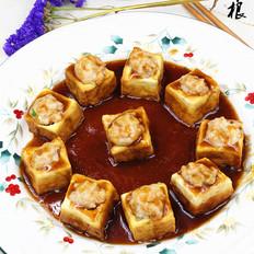 虾仁豆腐丸#美的智能冰箱#