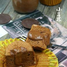 巧克力北海道戚风蛋糕