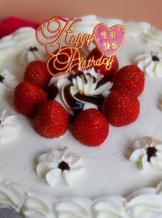 果酱蛋糕动物图片