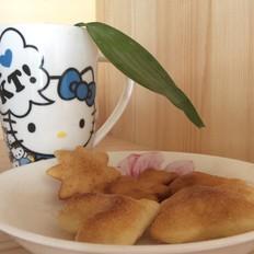 油炸充气饼干
