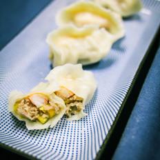 一颗虾仁馅水饺