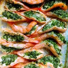 意式烤明虾的做法[图]
