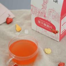 草莓果茶的做法[图]