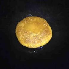 香菇南瓜饼
