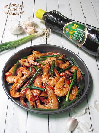 豉油王鲜味虾