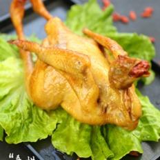 美味烤全鸡