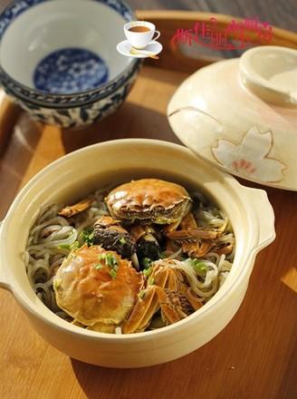 螃蟹煲做法