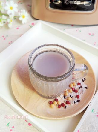 红豆米润豆浆