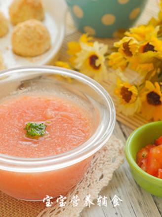 番茄菜花泥的做法
