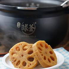 卤莲藕#苏泊尔第三季晋级赛#