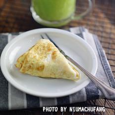 虾皮黄瓜饼