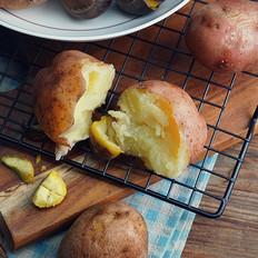 蒸红皮土豆的做法[图]