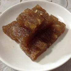 广式香煎马蹄糕