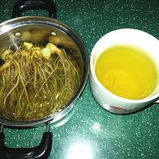芹菜根浓汁