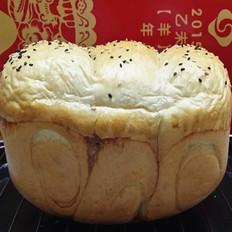 无糖色拉油面包
