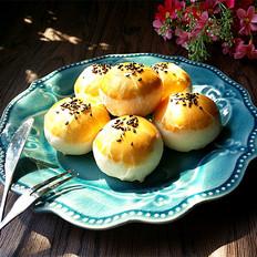 紫薯酥黄油版#长帝烘焙节#