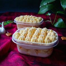 豆乳盒子#适合夏天的爽口甜品#