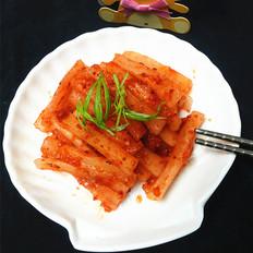 韩式萝卜条