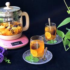 水果养生茶#下午茶#
