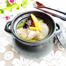 #铁釜做饭就是香#香浓大骨汤