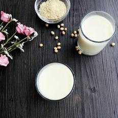 小麦胚芽豆浆