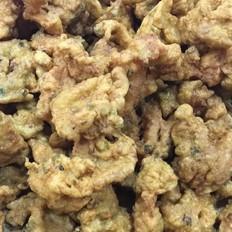 四川酥肉(川东北滑肉)的制作方法