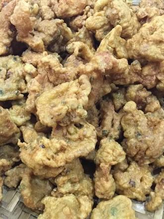 四川酥肉(川东北滑肉)的制作方法的做法