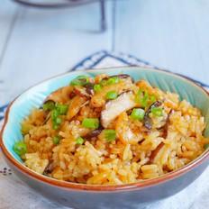 海米香菇焖饭