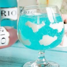 #RIO#蓝天白云RIO鸡尾酒冻