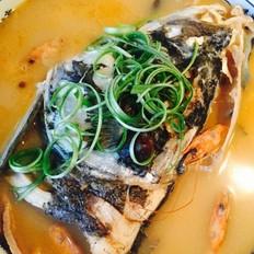 鳙鱼豆腐汤