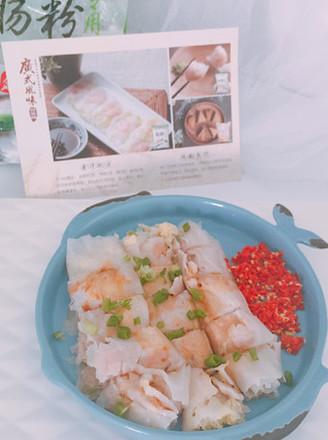 在家也能轻松搞定的美食 – 美味肠粉的做法