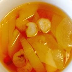冬瓜桂圆甜汤