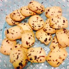 蔓越莓曲奇饼