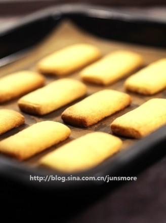 油酥饼干的做法【步骤图】_菜谱_美食杰