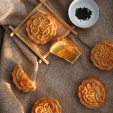 【中秋传统佳品】蛋黄莲蓉月饼