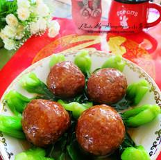 传统美食--四喜丸子