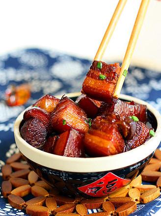 快速电锅版东坡肉的做法