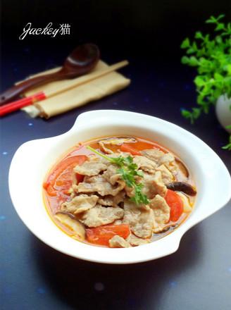 #九阳炒菜机#酸香水煮肉的做法