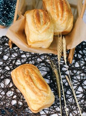 椰蓉千层面包
